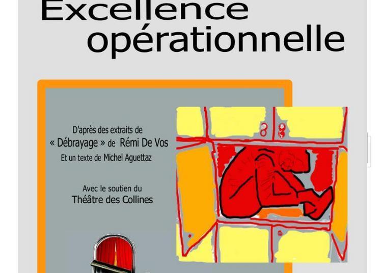 Excellence Opérationnelle, de Rémi De Vos à Barberaz