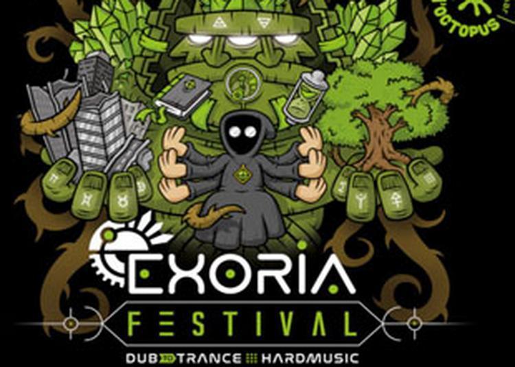 Exoria - Dub To Trance à Rennes