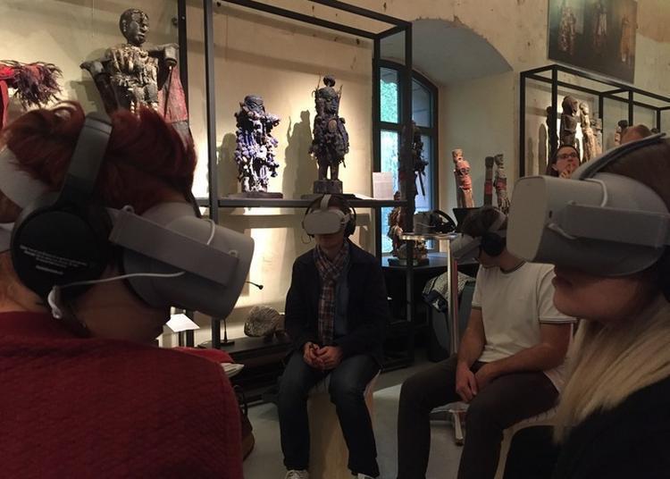 Expériences En Réalité Virtuelle à Strasbourg