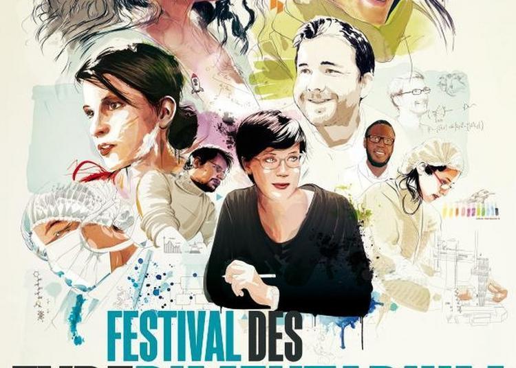 Expérimentarium - Le Chercheur - L'oeuvre à Rouen