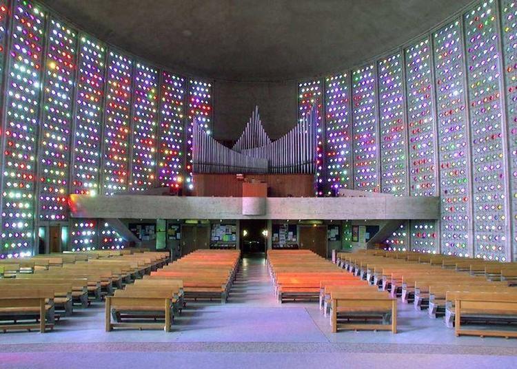 Explication Et Démonstration De L'orgue à Caen