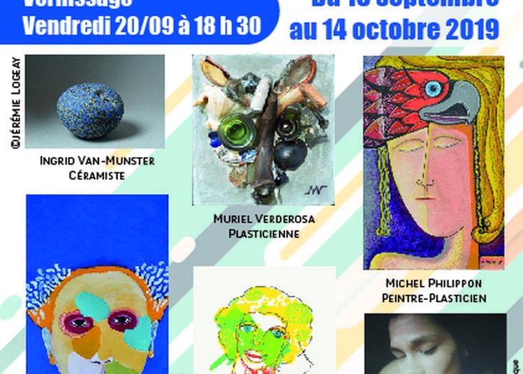 EXPO Automnale pour 6 Artistes à Mirepoix