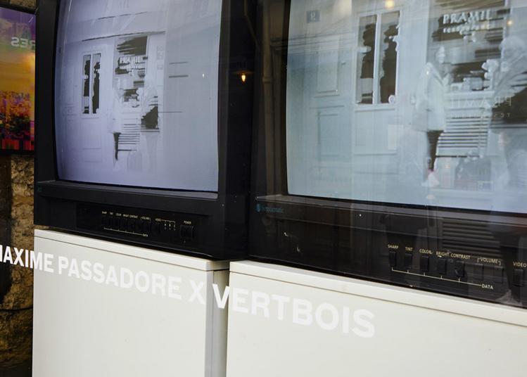 Fast Forward Machine - Max Passadore - Vertbois à Paris 3ème