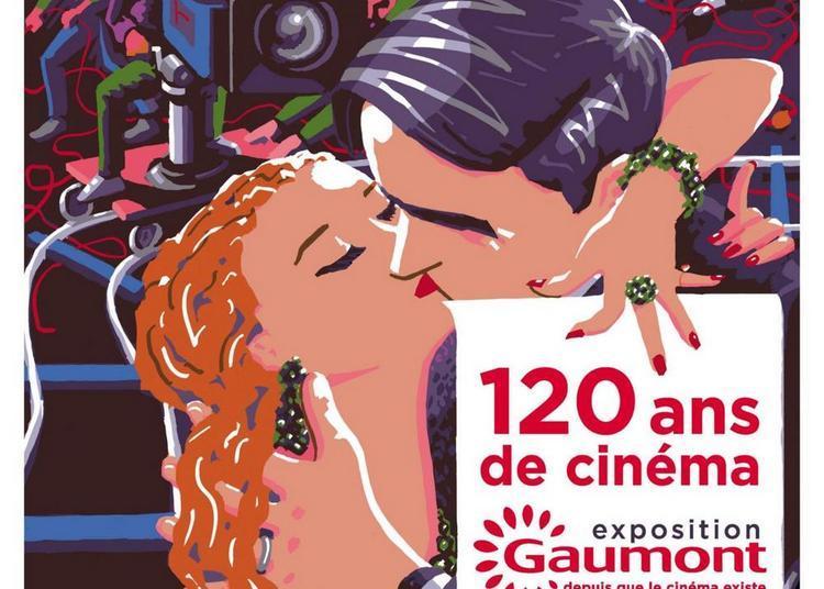 120 ans de cinéma, gaumont depuis que le cinéma existe à Angouleme
