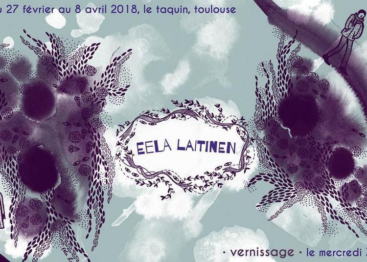 Expo - illustrations d'Eela Laitinen à Toulouse
