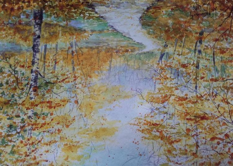 Expositions Peintures  Valérie Keirsschieter Lebreton à Romilly sur Seine