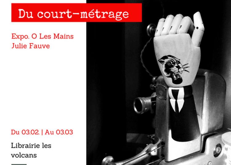 Exposition les p'tites mains du court métrage à Clermont Ferrand