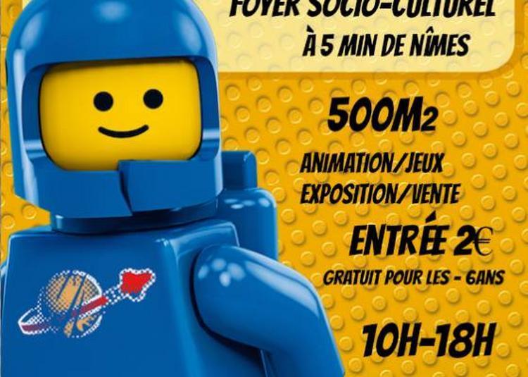 Expo lego à Milhaud
