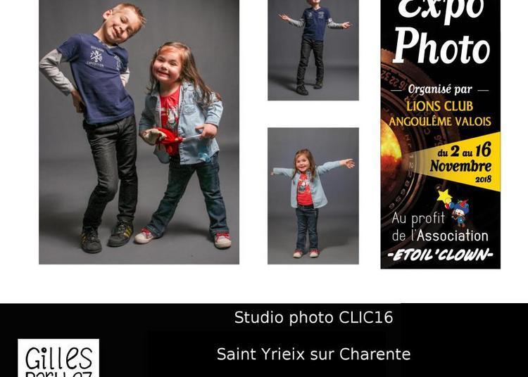 Expo photo collective (prolongation jusqu'en janvier 2019) à Angouleme