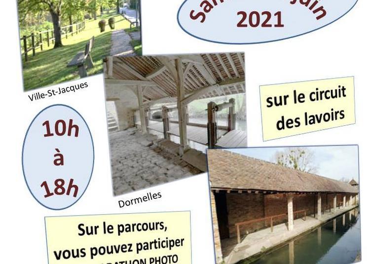 EXPO PHOTO RANDO à Ville saint Jacques