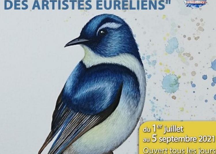 8e exposition des artistes Euréliens à Chateaudun