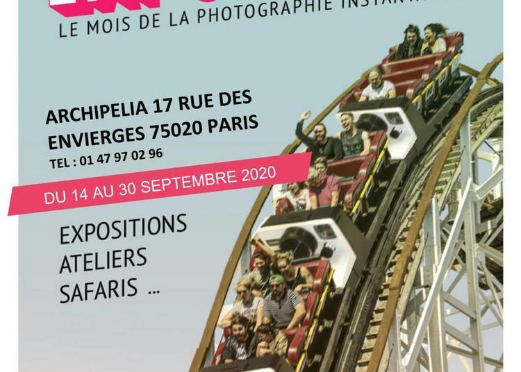 Expolaroid Paris - Part Two à Paris 20ème