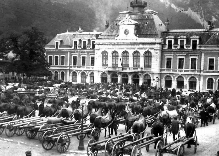 Exposition 14-18 Les Moréziens Pendant La Grande Guerre à Morez