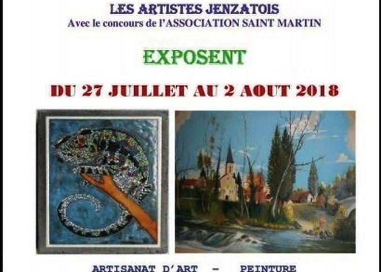 Artistes Jenzatois