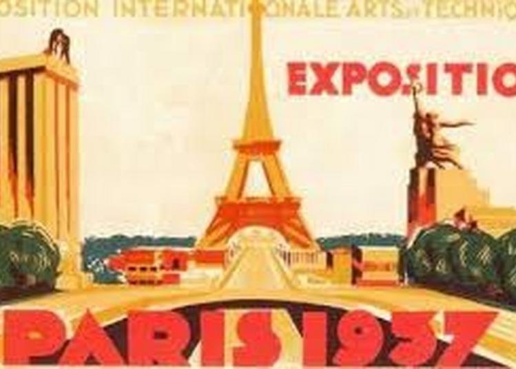 Exposition 80 Ans Après L'exposition Universelle De 1937, Les Jeunes Générations... à Paris 9ème