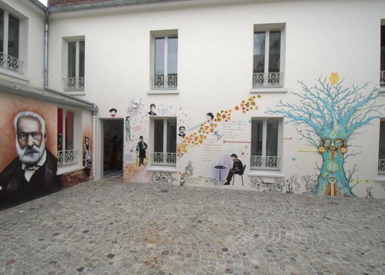 Exposition à Saint Ouen