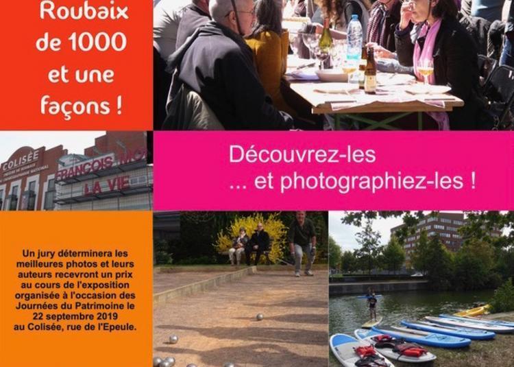 Exposition à Roubaix