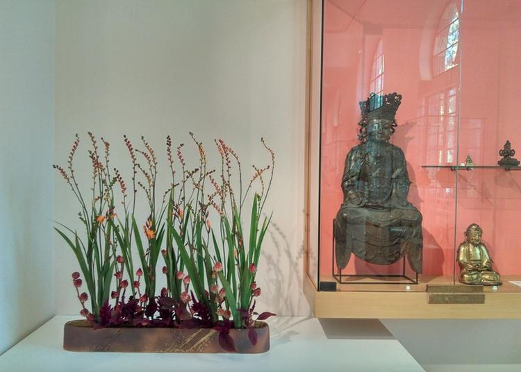 Exposition Ikebana - art floral japonais à Toulouse