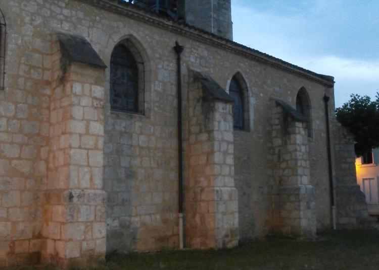 Exposition À L'église De Saint-pierre-es-liens à Prechac