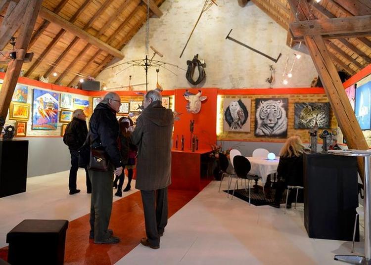 Exposition à La Galerie La Grange. à Gouise