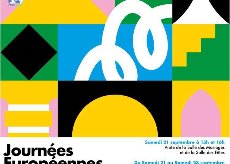 Exposition à La Mairie Du 15e à Paris 15ème