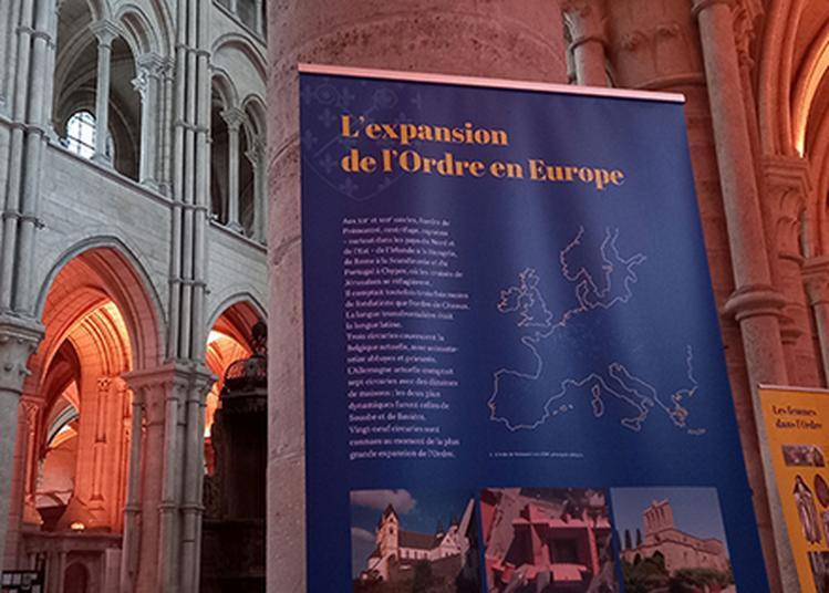 Exposition à Laon Autour De L'ordre Des Prémontrés