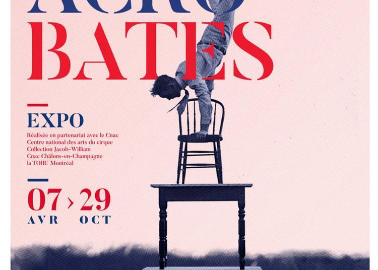 Exposition Acrobates à Chalons en Champagne