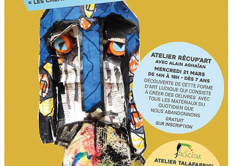 Exposition Alain Aghaïan