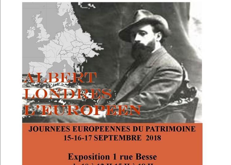 Exposition Albert Londres, Dans L'europe De L'après-guerre. à Vichy