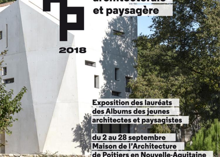 Exposition : Albums Des Jeunes Architectes Et Paysagistes - Ajap 2018 à Poitiers