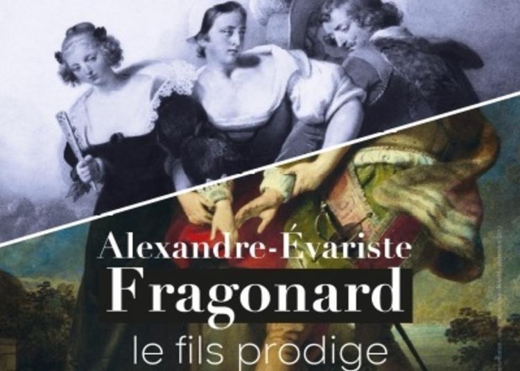 Exposition Alexandre-evariste Fragonard Le Fils Prodige à Angouleme