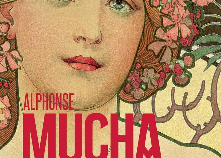 Exposition Alphonse Mucha, La Beauté Art Nouveau : Derniers Jours ! à Quimper