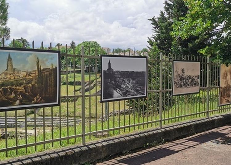 Exposition Amphistory à Saintes