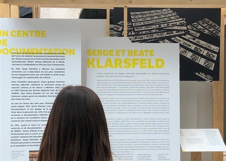 Exposition-anniversaire : « Sortir De L'oubli - Le Cercil : Transmettre L'histoire Et La Mémoire Des Camps Du Loiret » à Orléans