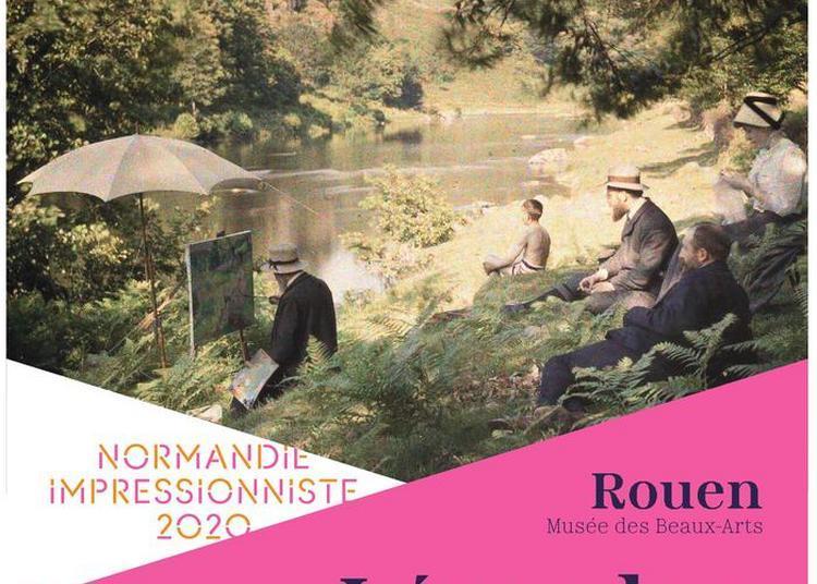 Antonin Personnaz, La Vie En Couleurs - Festival Normandie Impressionniste à Rouen