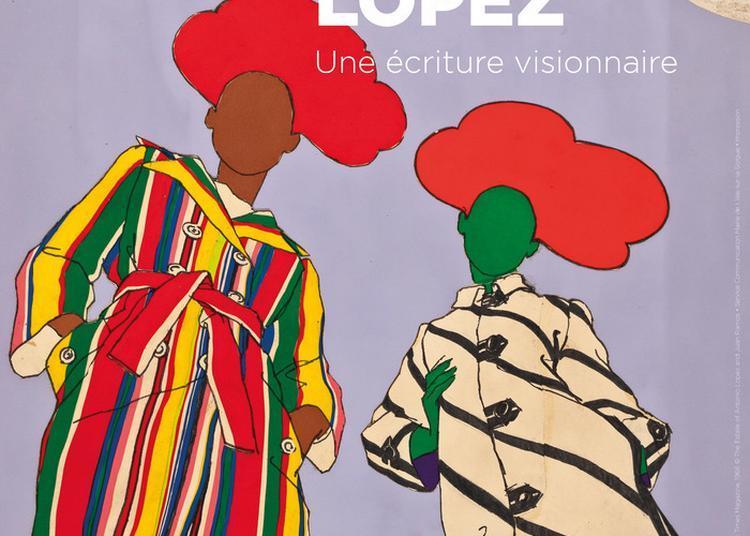 Exposition Antonio Lopez, Une écriture Visionnaire à L'Isle sur la Sorgue