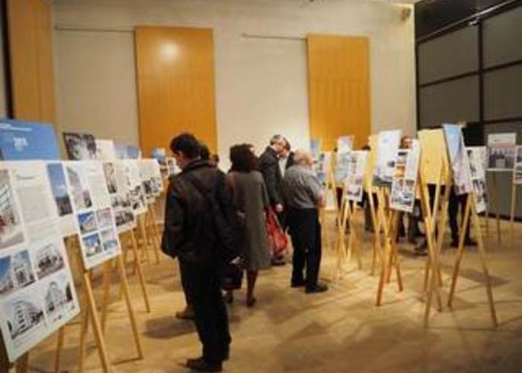 Exposition : Archi20-21 : Intervenir Sur L'architecture Du Xxème à Rillieux la Pape