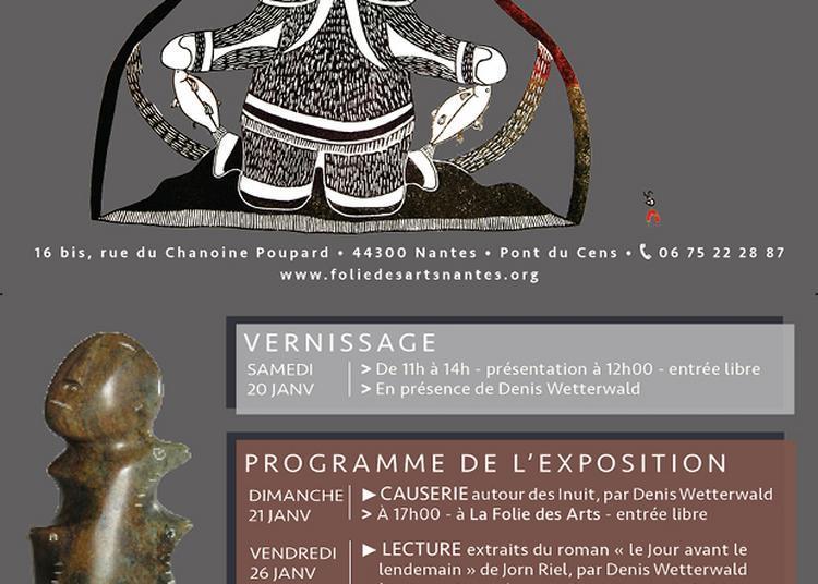Exposition Art Inuit à Nantes