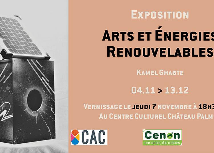Exposition Arts et énergies renouvelables à Cenon