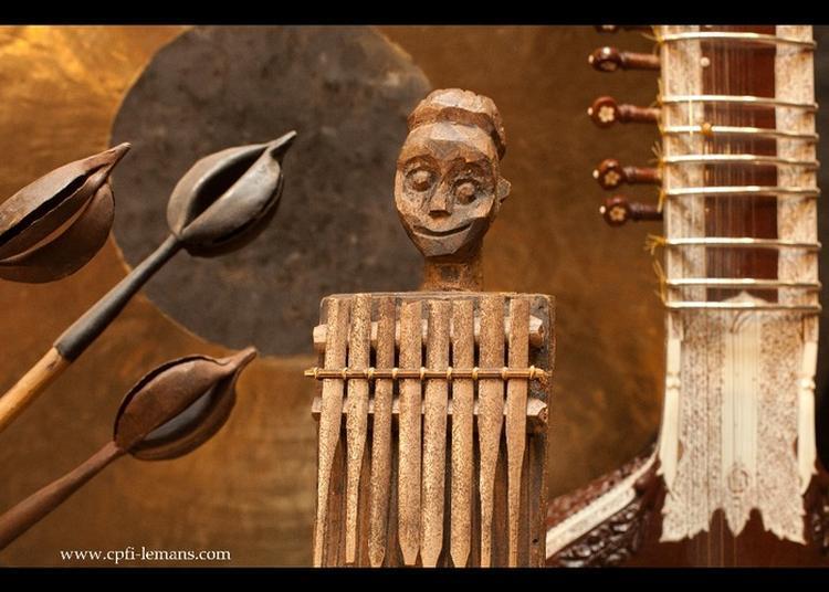 Exposition : Au Rythme De L'afrique à Beaufort en Vallee