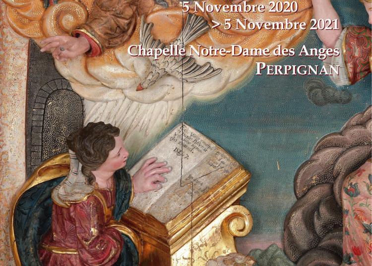 Exposition Autour D'une Oeuvre Restaurée : Le Retable Baroque Du Mas Girvès De Llo à Perpignan