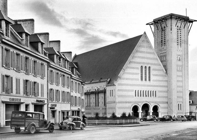 Exposition Avant/après Des Bourgs De La Commune Nouvelle Et Visites Des 7 Eglises En Libre Visite à Aunay sur Odon