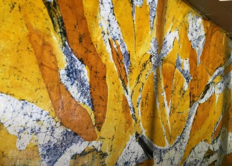Exposition Batiks Et Musique à Saint Thierry