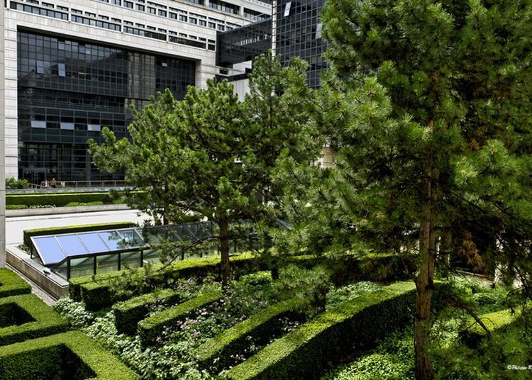 Exposition Bercy Vert à Paris 12ème