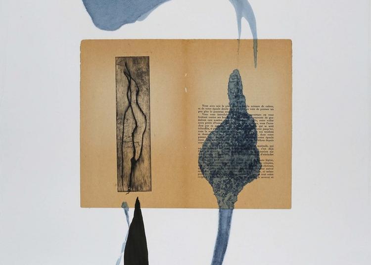 Exposition Bernard Dumerchez, éditeur, Une Vie De Livres Et D'art à Beauvais