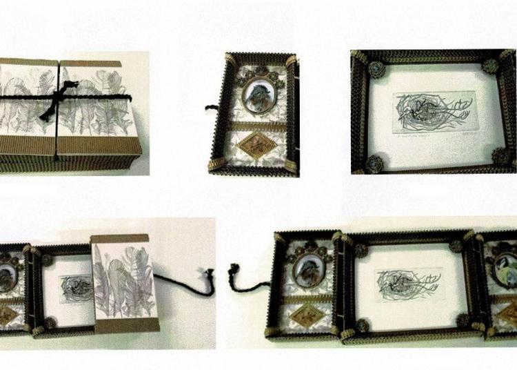 Boîtes et reliques - Petits Cabinets de Curiosités à Lisle sur Tarn