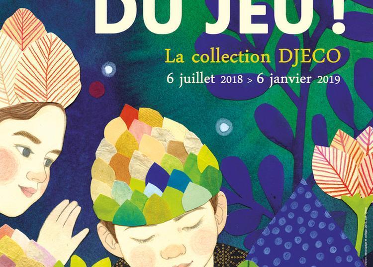 Exposition C'est Pas Du Jeu ! De La Collection Djeco. à Moulins
