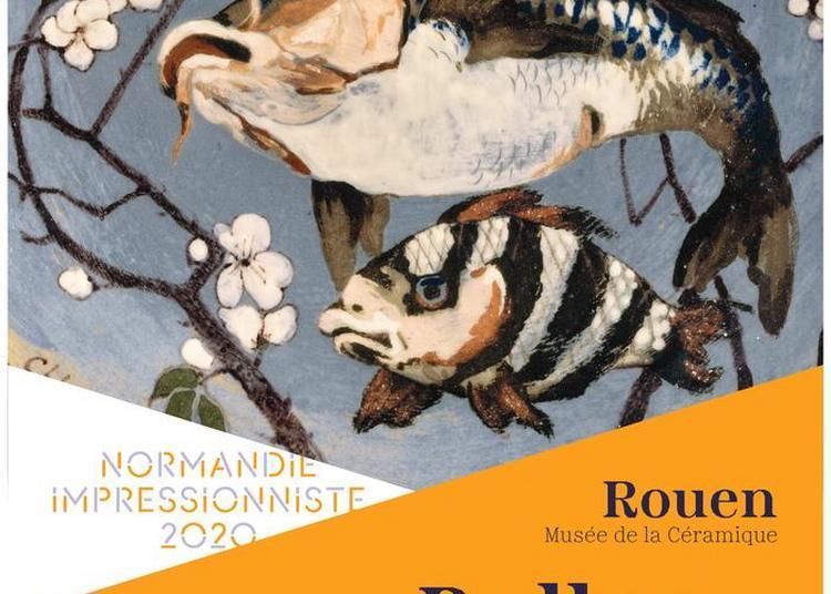 Camille Moreau-nélaton, Une Femme Céramiste Au Temps Des Impressionnistes à Rouen