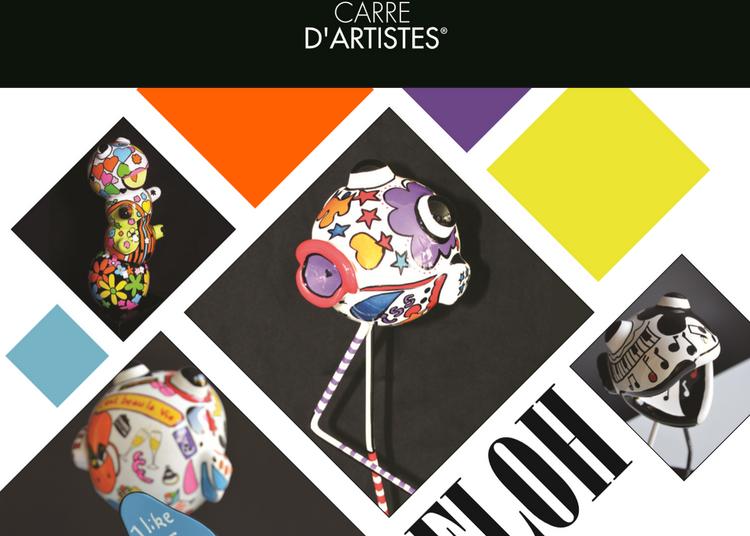 Exposition Carré d'artistes à Aix en Provence