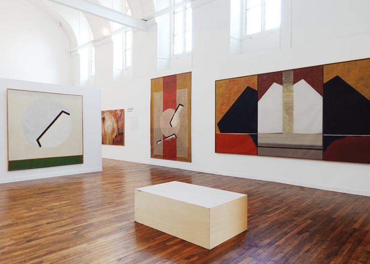 Exposition Cheminements - Xavier Krebs. à Quimperle